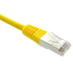 Black Box CAT6A-YEL-10M networking cable S/FTP (S-STP)