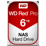 Western Digital Red Pro 6000GB Serial ATA III internal hard drive