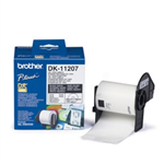 Brother DK-11207 P-Touch Etikettes, 58mm, 100