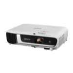 Epson EB-W52 data projector Portable projector 4000 ANSI lumens 3LCD WXGA (1280x800) Black, White