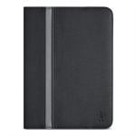 """Belkin F7P278B2C00 8"""" Folioblad Zwart tabletbehuizing"""