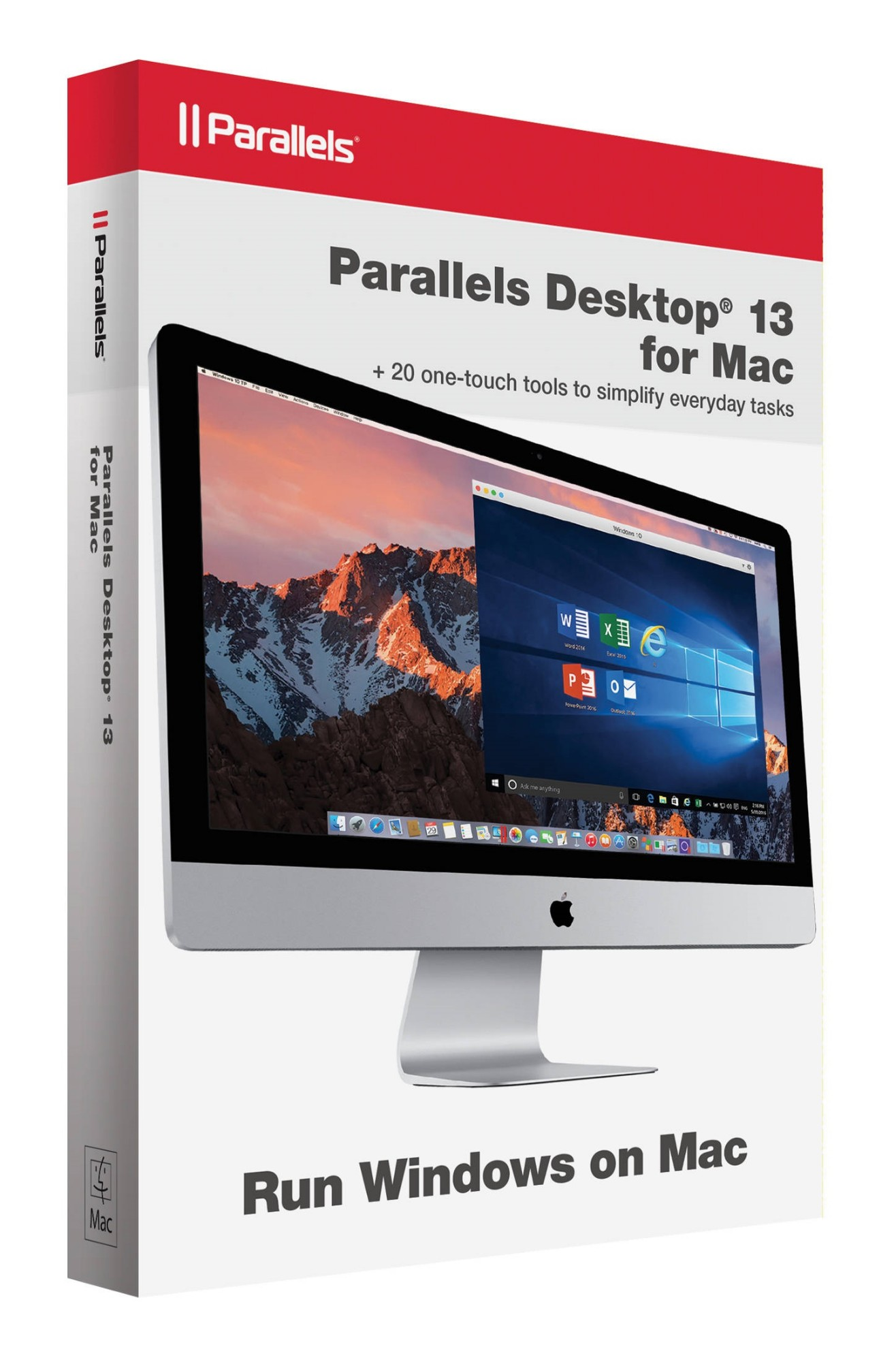 Parallels PDFM13L-BX1-NA general utility software