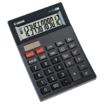 Canon AS-120 Pocket Display Grey calculator
