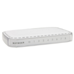 Netgear GS608-400PES Unmanaged L2 Gigabit Ethernet (10/100/1000) White network switch