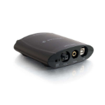 C2G 28733 Black audio converter