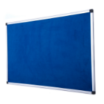Bi-Office SA2101170 insert notice board Indoor Blue Aluminium