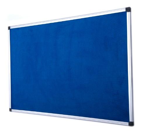 Bi-Office SA2101170 insert notice board Indoor Blue Aluminium