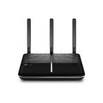 TP-LINK ARCHER VR600 wireless router Gigabit Ethernet Dual-band (2.4 GHz / 5 GHz) 3G 4G Black