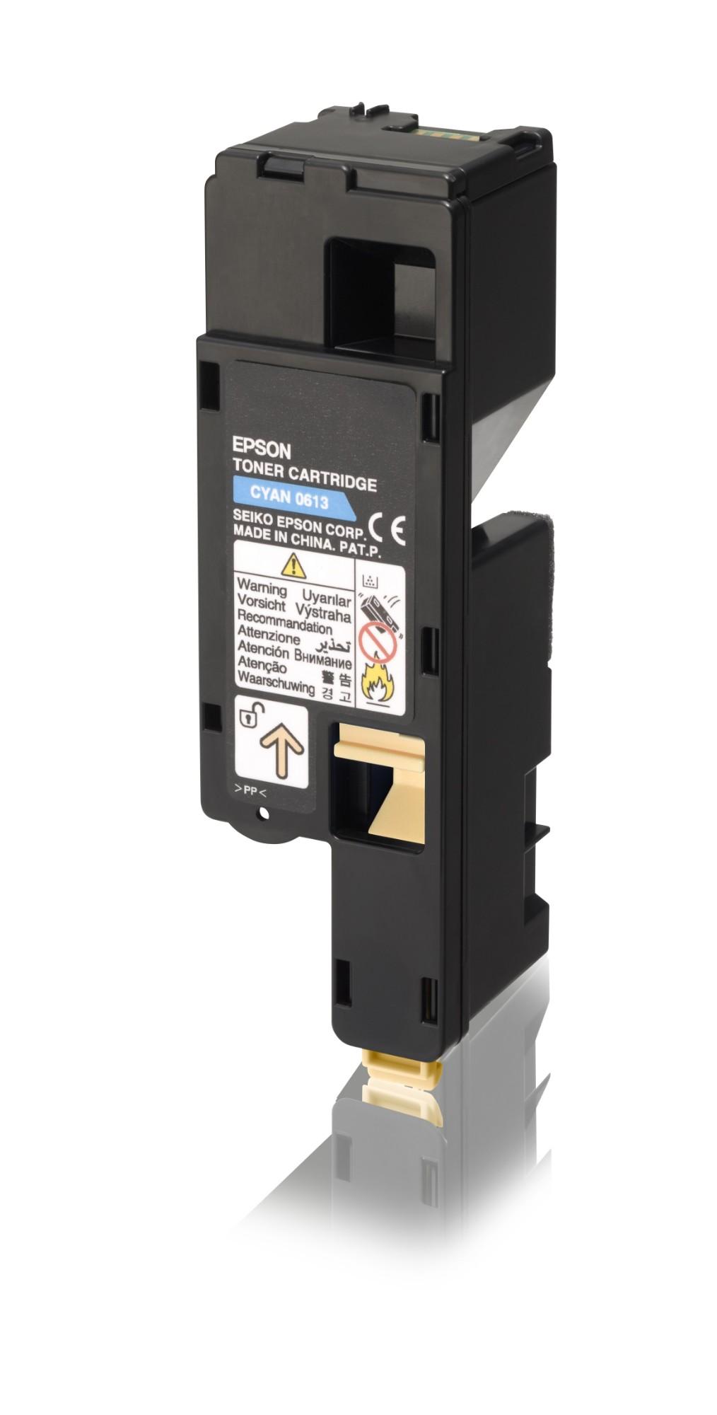 Epson Cartucho de tóner cian alta capacidad 1.4k