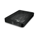 Western Digital My Passport AV-TV 500GB disco duro externo Negro