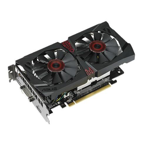 ASUS STRIX-GTX750TI-OC-2GD5 NVIDIA GeForce GTX 750 Ti 2GB