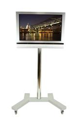B-Tech Medium LCD Trolley BT7504 Black