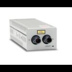 Allied Telesis AT-DMC100/ST network media converter 100 Mbit/s 1310 nm Multi-mode Grey