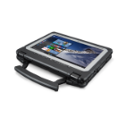 "Panasonic Toughbook CF-20 1.1GHz m5-6Y57 Intel® Core™ M 10.1"" 1920 x 1200pixels Touchscreen 4G Black, Silver Hybrid (2-in-1)"