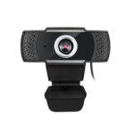 Adesso CyberTrack H4 webcam 2.1 MP 1920 x 1080 pixels USB 2.0 Black, Silver