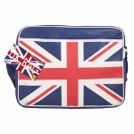 "Urban Factory Vintage Messenger Laptop Bag 12.5"" UK Flag"