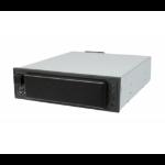 "CRU DX175 HDD/SSD enclosure 2.5/3.5"" Black"
