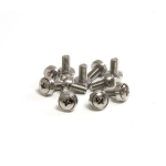 StarTech.com CABSCREWSM6 rack accessory Screw