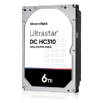 "Western Digital Ultrastar DC HC310 (7K6) 3.5"" 6000 GB SAS 0B36050"
