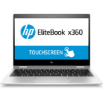 HP EliteBook x360 1020 G2 Notebook Silver 31.8 cm (12.5
