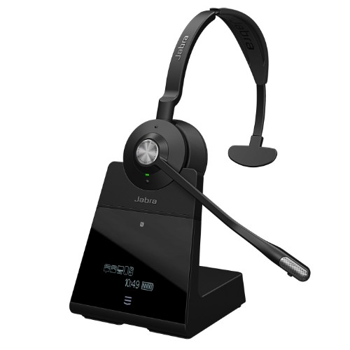 Jabra Engage 75 Mono headset Head-band Monaural Black