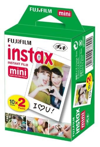 Fujifilm 16386016 Film, 20 pages