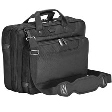 Targus 15.6-Inch Corporate Traveller Laptop Topload Case - Black (CUCT02UA15EU)