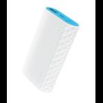 TP-LINK TL-PB5200 5200mAh Azul, Color blanco batería externa