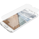 InvisibleShield Original Galaxy S6 Edge Doorzichtige schermbeschermer 1stuk(s)