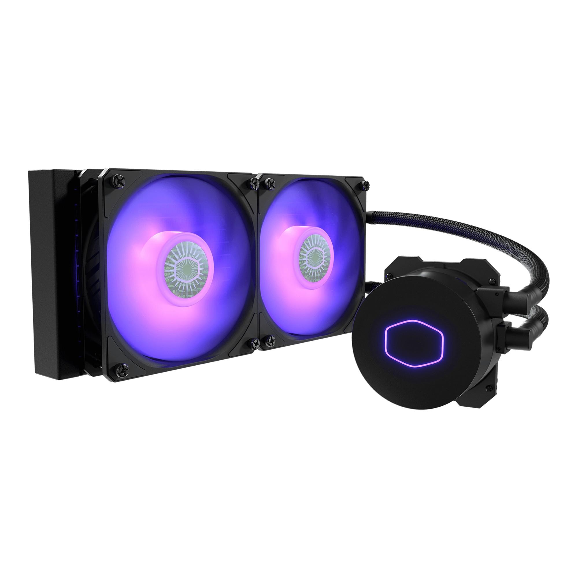Cooler Master MasterLiquid ML240L V2 RGB computer liquid cooling Processor