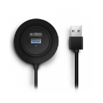 Urban Factory MINEE USB 2.0 480 Mbit/s Black MHU20UF