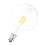 Osram SMART+ Filament Globe 5.5W E27 A+ Warm white LED bulb