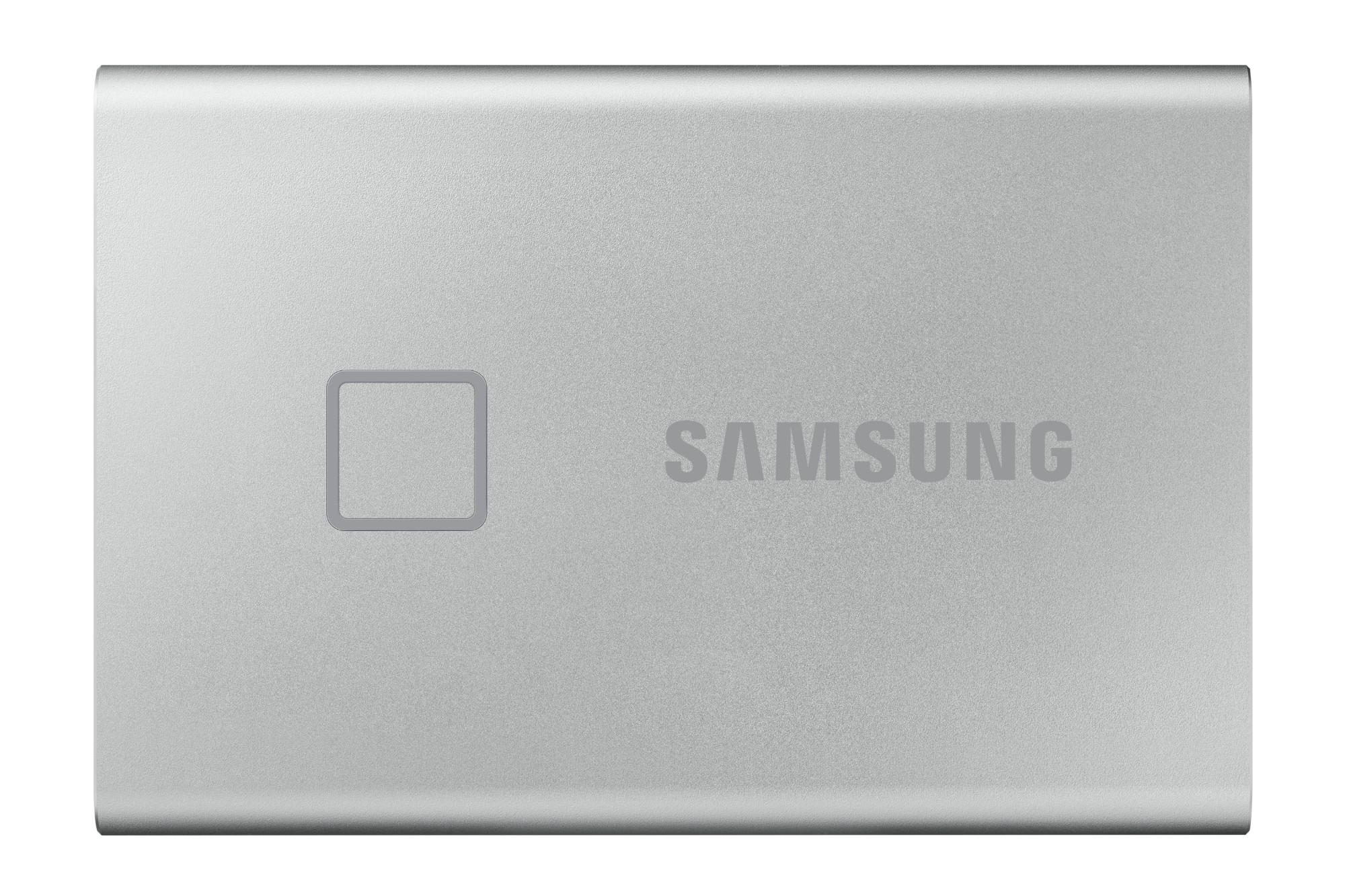 Samsung MU-PC500S 500 GB Plata