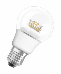 Osram STAR CLASSIC A 9.5W B22d A+ Warm white LED bulb