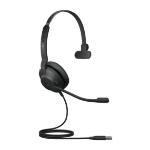 Jabra Evolve2 30, MS Mono Headset Head-band USB Type-A Black