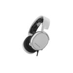 Steelseries White Arctis 3 Multi Platform 7.1 3.5mm Headset