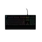 Logitech G G213 keyboard USB QWERTY UK English Black