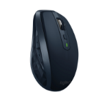 Logitech MX Anywhere 2 RF Wireless+Bluetooth Laser 1000DPI Right-hand Navy mice