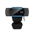 Adesso CyberTrack H5 webcam 2.1 MP 1920 x 1080 pixels USB 2.0 Black, Blue