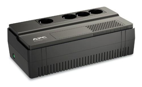 APC BV500I-GR uninterruptible power supply (UPS) Line-Interactive 500 VA 300 W 4 AC outlet(s)