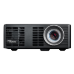 Optoma ML750e Portable projector DLP WXGA (1280x800) 3D Black data projector