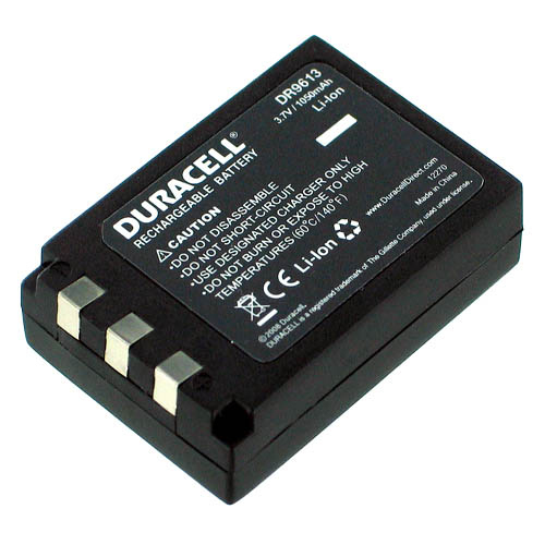 Duracell Camera Battery 3.7v 1050mAh 3.9Wh