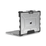 "Urban Armor Gear SFLT-L-IC notebook case 26.9 cm (10.6"") Hardshell case Black,Silver"