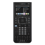 Texas Instruments TI-Nspire CAS CX Desktop Graphing Black calculator