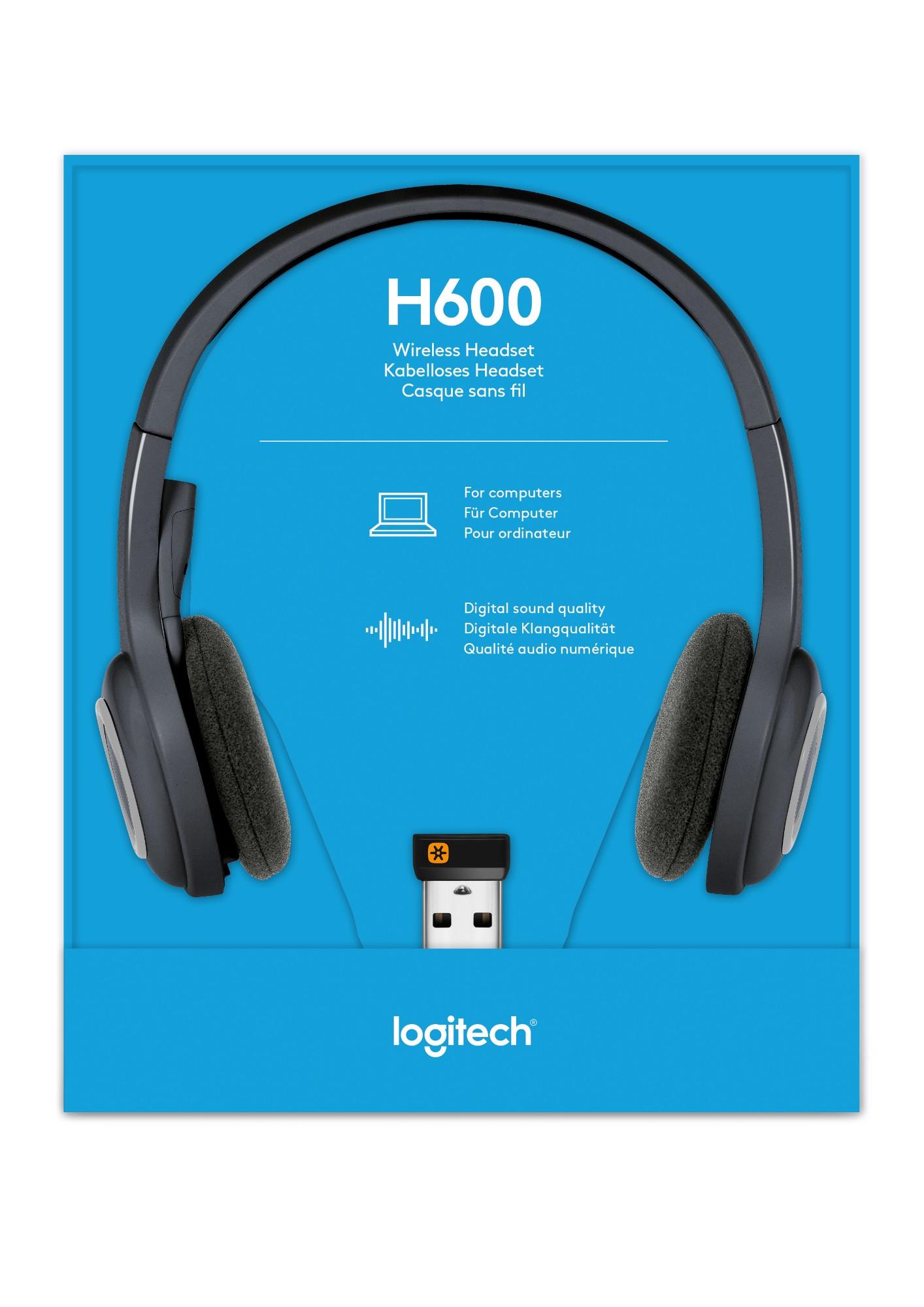 Logitech LGT-H600