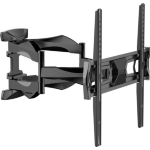 "Vision VFM-DPD 60"" Black flat panel wall mount"