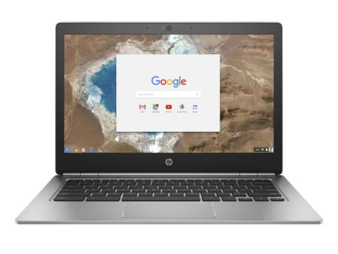 "HP Chromebook 13 G1 1.5GHz 4405Y 13.3"" 3200 x 1800pixels Silver"
