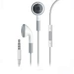 4XEM 4XAPPLEEAR In-ear Binaural Wired White mobile headset