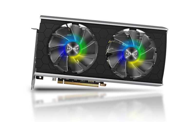 Sapphire 11295-05-20G graphics card Radeon RX 5500 XT 8 GB GDDR6