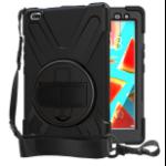 """eSTUFF ES681901-BULK tablet case 20.3 cm (8"""") Cover Black"""